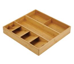Akcesoria do kuchni Joseph Joseph Organizer bambusowy do szuflad DrawerStore