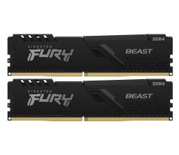 Pamięć RAM DDR4 Kingston FURY 16GB (2x8GB) 3200MHz CL16 Beast Black
