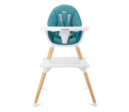 Krzesełko do karmienia Caretero Krzesełko Do Karmienia Tuva Dark Green