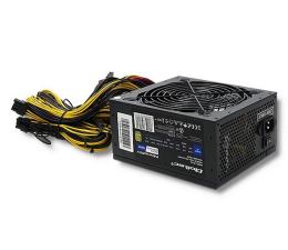 Zasilacz do komputera Qoltec Gaming Miner 1600W 80 Plus Gold