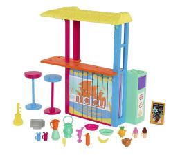 Lalka i akcesoria Barbie Loves The Ocean Plażowy Bar