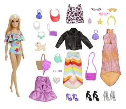 Lalka i akcesoria Barbie Kalendarz Adwentowy Styl i Szyk