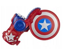 Zabawka militarna Hasbro Nerf Kapitan Ameryka Rękawica z wyrzutnią Power Moves