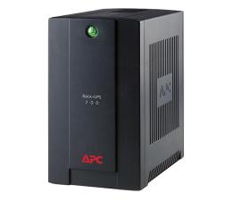 Zasilacz awaryjny (UPS) APC Back-UPS (700VA/390W, 3xFR, USB, AVR)