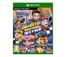 Gra na Xbox One Xbox Psi Patrol: Miasto Przygód wzywa