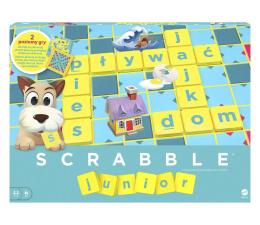 Gra dla małych dzieci Mattel Scrabble Junior