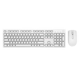Zestaw klawiatura i mysz Dell KM636 Wireless Keyboard and Mouse (biała)