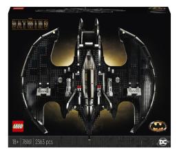 Klocki LEGO® LEGO DC Comics Super Heroes 76161 Batwing z 1989 roku