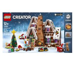 Klocki LEGO® LEGO Creator Expert 10267 Chatka z piernika