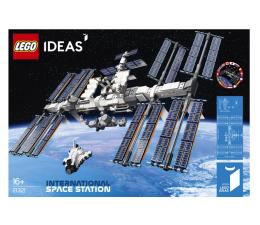 Klocki LEGO® LEGO IDEAS 21321 Międzynarodowa Stacja Kosmiczna
