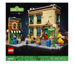 Klocki LEGO® LEGO IDEAS 21324 Sesame Street