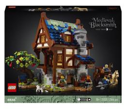 Klocki LEGO® LEGO IDEAS 21325 Średniowieczna kuźnia