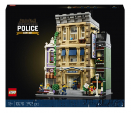 Klocki LEGO® LEGO Creator 10278 Posterunek policji