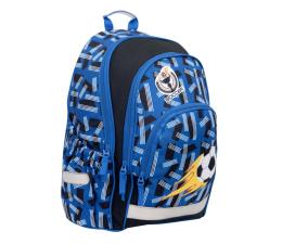 Plecak Hama Plecak Szkolny Blue Soccer