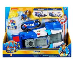 Pojazd / tor i garaż Spin Master Psi Patrol Pojazd Chase'a 2w1 Transformacja