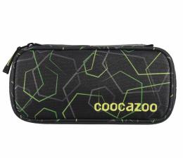 Piórnik Coocazoo Przybornik PencilDenzel II Laserbeam Black