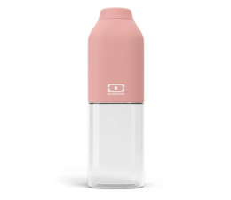 Akcesoria do kuchni Monbento Butelka M Positive, Pink Flamingo