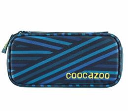 Piórnik Coocazoo Przybornik PencilDenzel II Zebra Stripe Blue