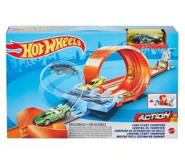 Pojazd / tor i garaż Hot Wheels Rywalizacja Mistrzów Mistrz Pętli