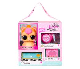 Figurka L.O.L. Surprise! L.O.L. Surprise Duże Zwierzaki - Neon Kitty