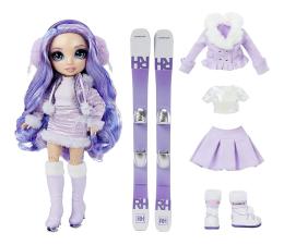 Lalka i akcesoria Rainbow High Winter Break Fashion Doll- Violet Willow