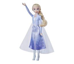 Lalka i akcesoria Hasbro Frozen Forever Elsa w stroju podróżnym