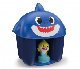Zabawka dla małych dzieci Clementoni Clemmy Wiaderko z figurką Baby Shark