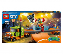 Klocki LEGO® LEGO City 60294 Ciężarówka kaskaderska