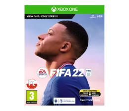 Gra na Xbox One Xbox FIFA 22