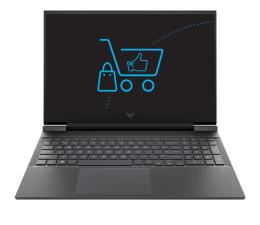 """Notebook / Laptop 15,6"""" HP Victus Ryzen 5-5600H/16GB/512 RTX3050Ti 144Hz"""