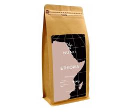 Akcesoria do ekspresów NUNO Ethiopia 1 kg 100% Arabica