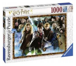 Puzzle 1000 - 1500 elementów Ravensburger Harry Potter - znajomi z Hogwartu 1000 el.