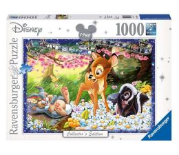 Puzzle 1000 - 1500 elementów Ravensburger Walt Disney. Bambi 1000 el.