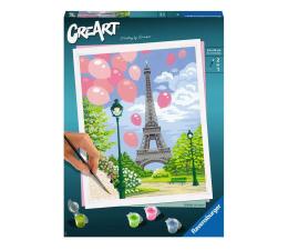 Zabawka plastyczna / kreatywna Ravensburger CreArt: Wiosna w Paryżu