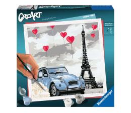 Zabawka plastyczna / kreatywna Ravensburger CreArt: Paryż