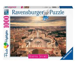 Puzzle 1000 - 1500 elementów Ravensburger Rzym 1000 el.