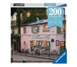Puzzle do 500 elementów Ravensburger Momenty Paryż 200 el.