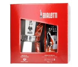 Ekspres do kawy Bialetti Zestaw Moka 6tz+kawa Perfetto  Nocciola