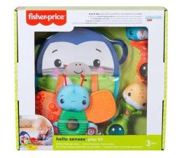 Zabawka dla małych dzieci Fisher-Price Zestaw prezentowy Rozwijamy zmysły
