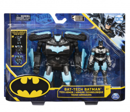 """Figurka Spin Master Batman Figurka megatransformacja 4"""""""