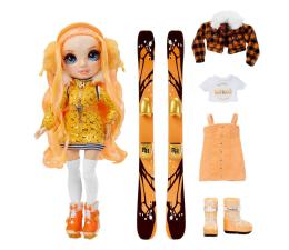 Lalka i akcesoria Rainbow High Winter Break Fashion Doll-Poppy Rowan
