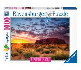 Puzzle 1000 - 1500 elementów Ravensburger Ayers Rock, Australia 1000 el.