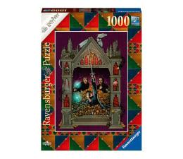 Puzzle 1000 - 1500 elementów Ravensburger Kolekcja Harry Potter 4 1000 el.
