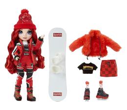 Lalka i akcesoria Rainbow High Winter Break Fashion Doll - Ruby Anderson