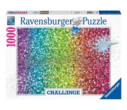 Puzzle 1000 - 1500 elementów Ravensburger Challenge 2 1000 el.