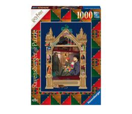Puzzle 1000 - 1500 elementów Ravensburger Harry Potter Pociąg do Hogwartu 1000 el.