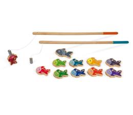 Zabawka drewniana Janod Rybki Zestaw Magnetyczny