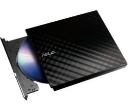 Nagrywarka DVD ASUS SDRW-08D2S-U Slim USB czarny BOX