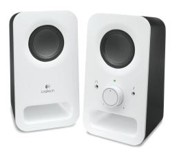 Głośniki komputerowe Logitech 2.0 Z150 białe