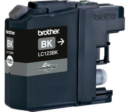 Tusz do drukarki Brother LC123BK black 600str.